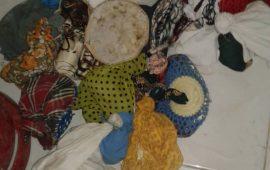 دستگیری ۵ نفر متخلف زنده گیری پرندگان وحشی در شهر ستان حاجی آباد