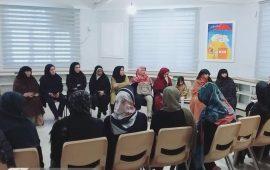 برگزاری نشست آموزش روانشناسی مثبتگرا در کانون پرورش فکری جاسک