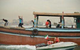 کشف ۱۰ میلیارد ریال کالای قاچاق از دو فروند لنج تجاری در پارسیان