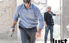 نوید محمدزاده روی فرش قرمز جشنواره ونیز ۲۰۱۹