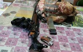 دستگیری دو نفرمتخلف شکاروصید درشهر ستان حاجی آباد