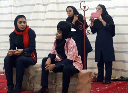 راه یابی هنرمندان هرمزگان به جشنواره سراسری تئاتر بچههای مسجد