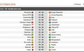 فوتبال آسیا ، امروز در حالت آماده باش!