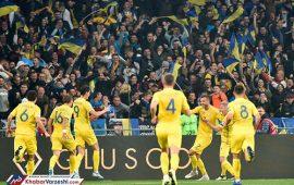 کولاک انگلیس، توقف فرانسه و صعود اوکراین با شکست پرتغال