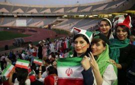 تقدیر و تشکر خاص رئیس فیفا از زنان ایرانی
