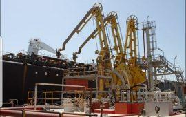 بارگیری و ارسال اولین محموله بنزین یورو ۵ شرکت پالایش نفت لاوان