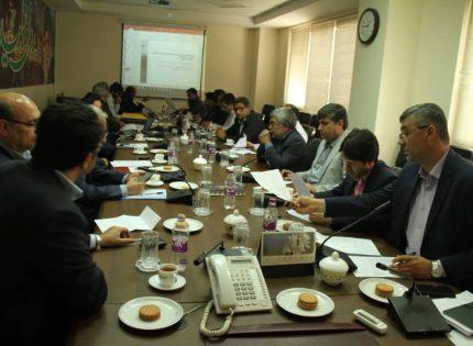 یازدهمین جلسه کمیسیون ماده ۱۱ قانون هوای پاک در استانداری هرمزگان برگزار شد
