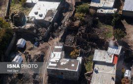 آخرین وضعیت مناطق زلزلهزدهی آذربایجان شرقی