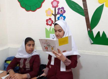 دانش آموزان مدرسه امید ایران به سرزمین کتاب سفر کردند