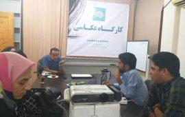 برگزاری کارگاه عکس در حوزه هنری هرمزگان