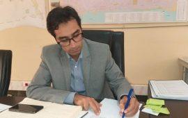 بررسی طرح تفصیلی شهر پارسیان در کمیسیون ماده پنج استان هرمزگان