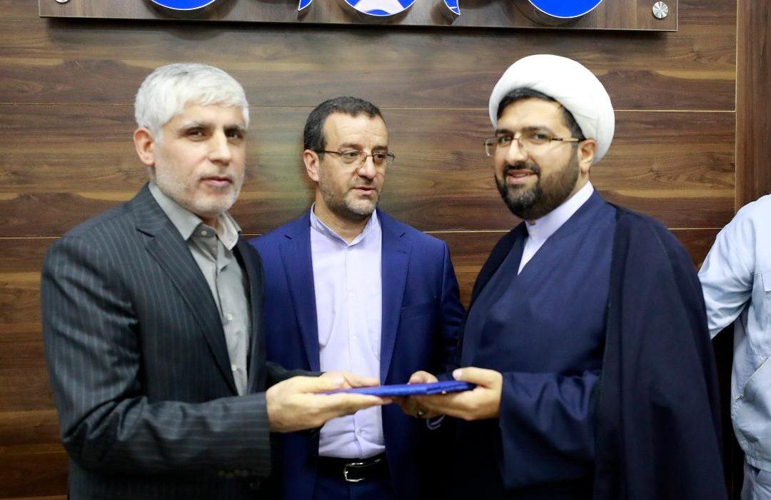 فرمانده قرارگاه فرهنگی خلیج فارس معارفه شد