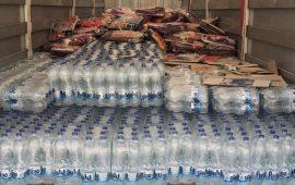 ارسال وتوزیع ۳محموله بزرگ از کمکهای منطقه ویژه اقتصادی پارسیان در مناطق جاسک وبشاکرد