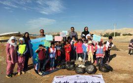 برگزاری مراسم روز ملی هوای پاک در بندرخمیر