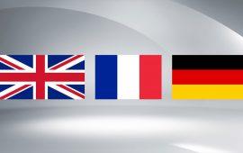 بیانیه سه کشور اروپایی درباره کمک کرونایی به ایران