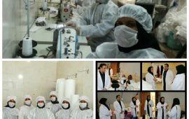 تعاونی های تولیدی هرمزگان در جبهه مقابله با ویروس کرونا