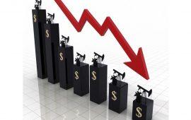 سقوط بیسابقه قیمت نفت در بازار جهانی